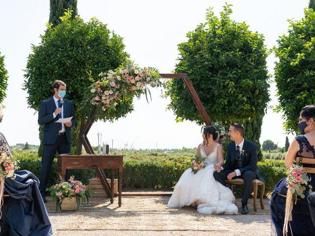 La boda de Oscar y Patricia en Vila-seca, Tarragona 24