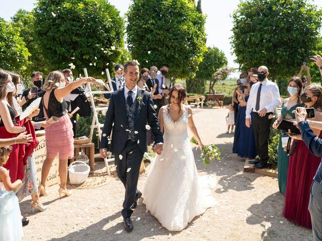 La boda de Oscar y Patricia en Vila-seca, Tarragona 25