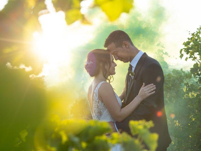 La boda de Patricia y Oscar