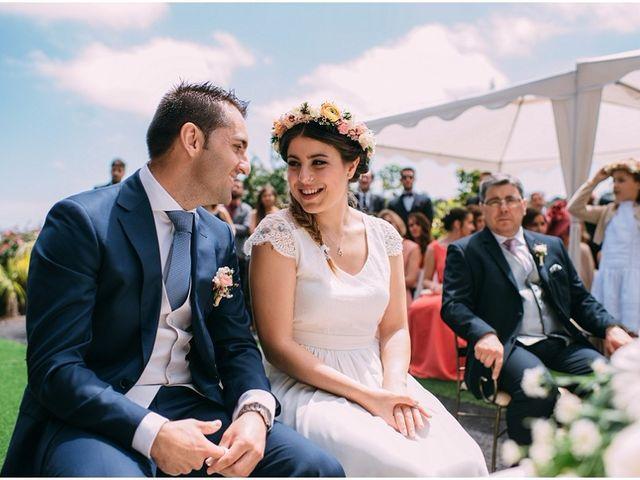 La boda de Javi y Lucía en Las Palmas De Gran Canaria, Las Palmas 33