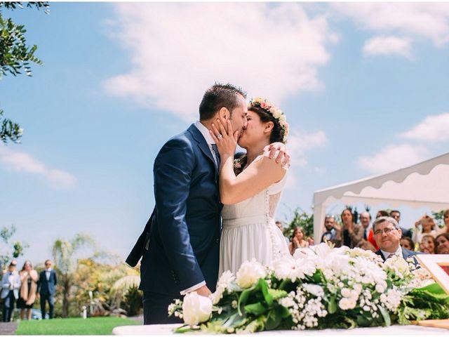 La boda de Javi y Lucía en Las Palmas De Gran Canaria, Las Palmas 38