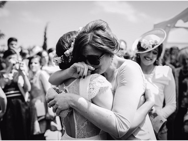 La boda de Javi y Lucía en Las Palmas De Gran Canaria, Las Palmas 39