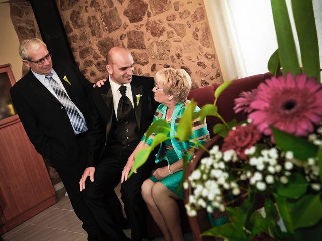 La boda de Josep y Neus en Vandellos, Tarragona 9