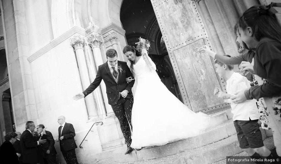 La boda de Estéban y Cristina en Burriana, Castellón