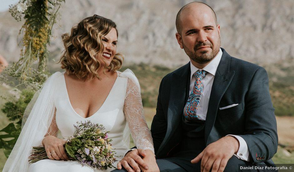La boda de Luis y Desiré en Antequera, Málaga