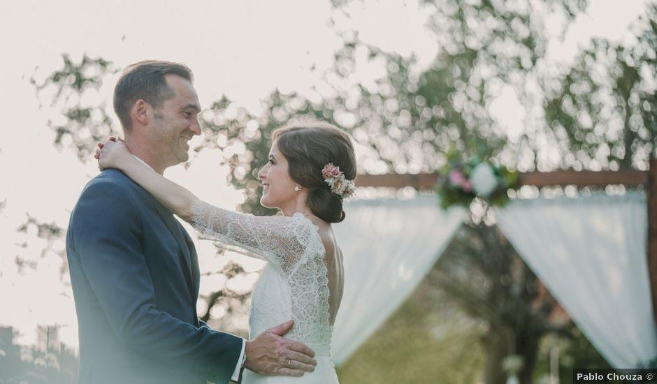 La boda de Ricardo y Bea en Boiro, Asturias