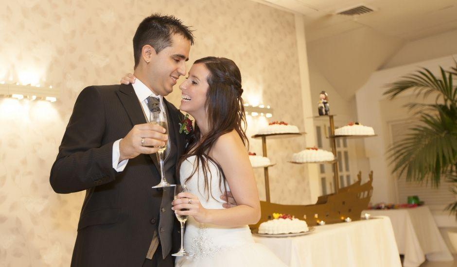 La boda de Gerard y Sara en Cambrils, Tarragona