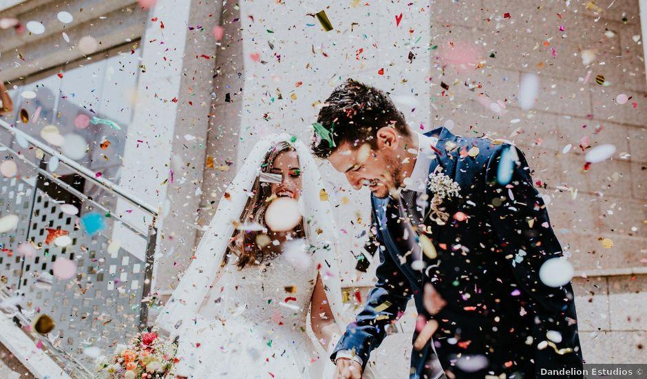 La boda de David y Judit en Valencia, Valencia
