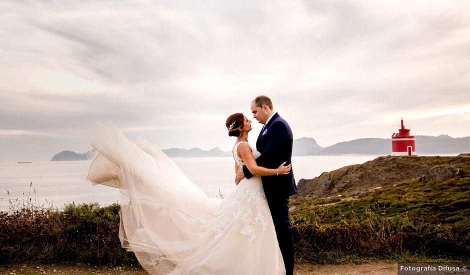 La boda de Manu y Jenny en Redondela, Pontevedra