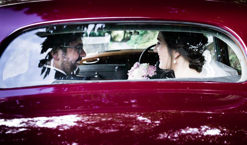 La boda de Gaby y Laura en Melide (Melide), A Coruña