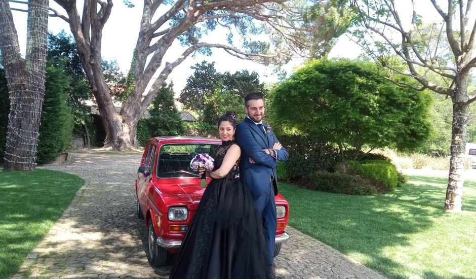 La boda de GORKA y EVA en Nigran, Pontevedra