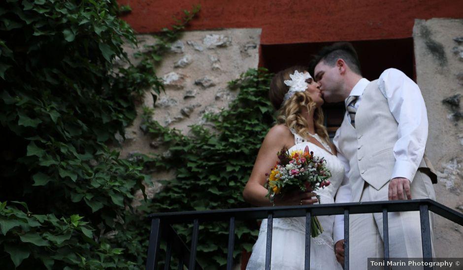 La boda de Juanjo y Sara en Saelices, Cuenca