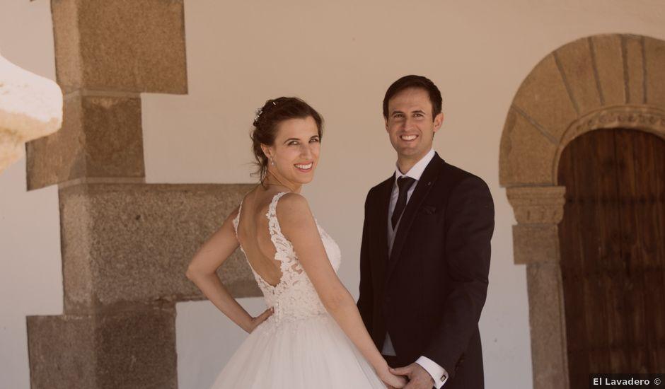 La boda de Francisco y Marisol en Cáceres, Cáceres