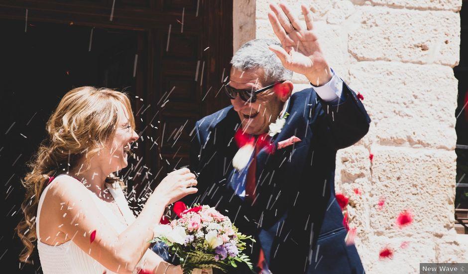 La boda de Manolo y Mónica en Yebes, Guadalajara