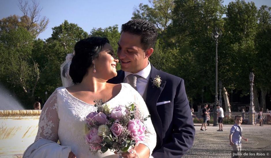 La boda de Gema y Carlos en Jerez De La Frontera, Cádiz