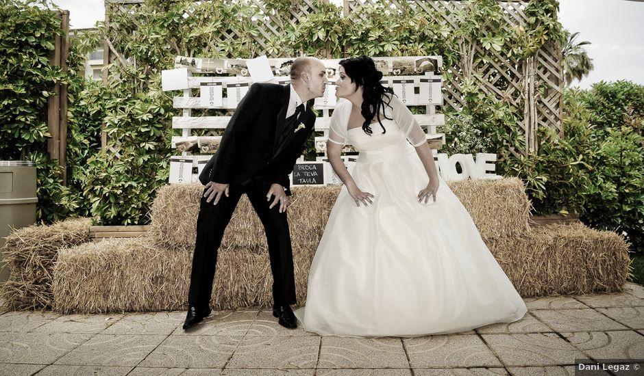 La boda de Josep y Neus en Vandellos, Tarragona