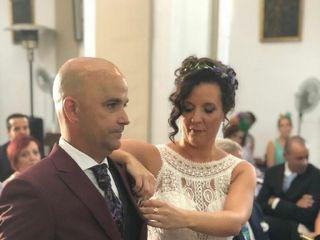 La boda de Loli y Raúl  2