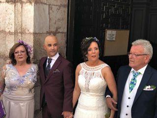 La boda de Loli y Raúl