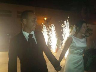 La boda de Fernando  y Marta