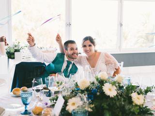 La boda de Fran y Cristina