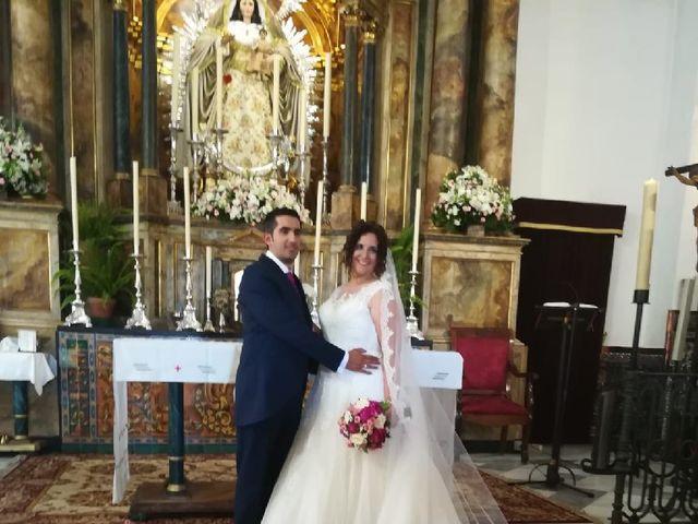 La boda de Álvaro  y Mariángeles  en La Puebla Del Rio, Sevilla 5