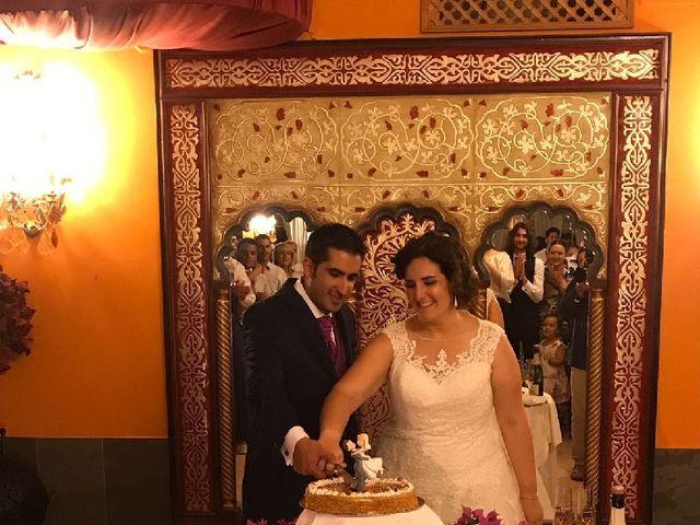 La boda de Álvaro  y Mariángeles  en La Puebla Del Rio, Sevilla 7