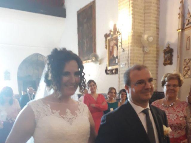 La boda de Álvaro  y Mariángeles  en La Puebla Del Rio, Sevilla 8
