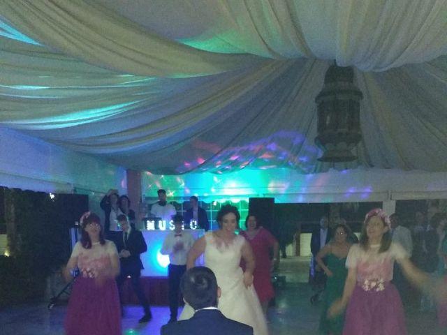 La boda de Álvaro  y Mariángeles  en La Puebla Del Rio, Sevilla 11