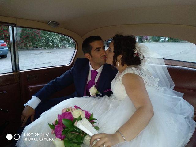 La boda de Álvaro  y Mariángeles  en La Puebla Del Rio, Sevilla 12
