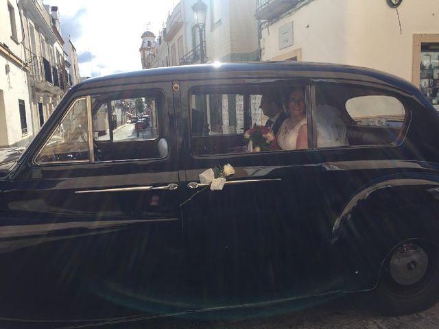 La boda de Álvaro  y Mariángeles  en La Puebla Del Rio, Sevilla 15