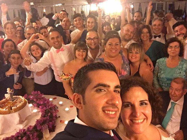 La boda de Álvaro  y Mariángeles  en La Puebla Del Rio, Sevilla 18