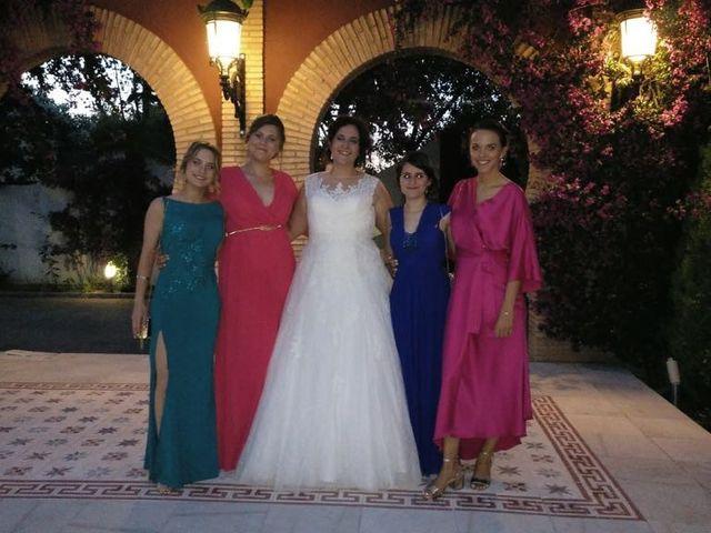 La boda de Álvaro  y Mariángeles  en La Puebla Del Rio, Sevilla 19