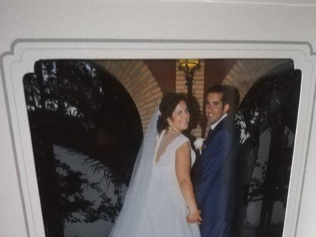 La boda de Álvaro  y Mariángeles  en La Puebla Del Rio, Sevilla 20