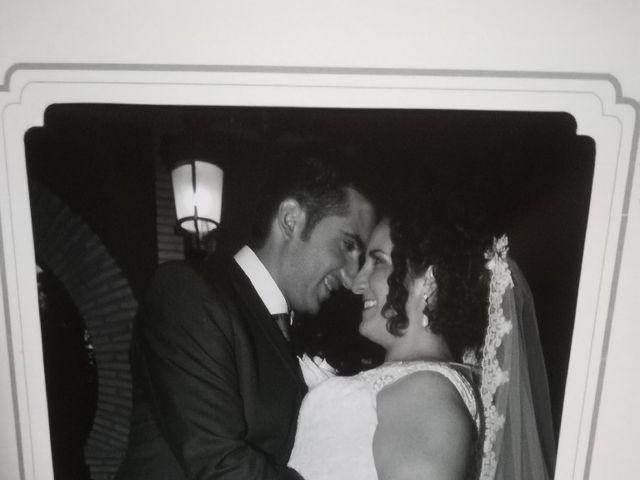 La boda de Álvaro  y Mariángeles  en La Puebla Del Rio, Sevilla 1