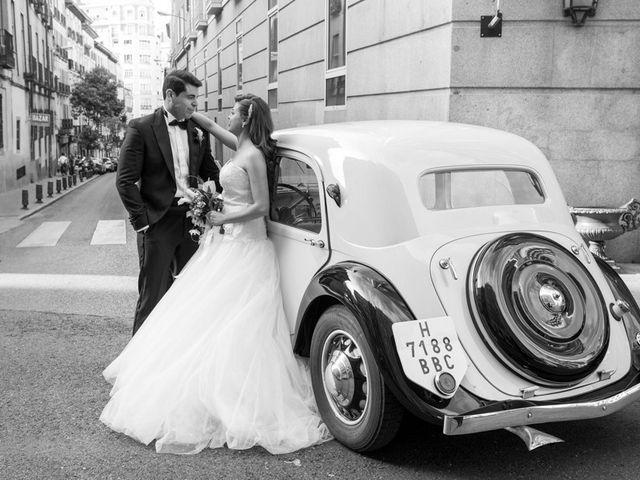 La boda de Sara y Iñaki