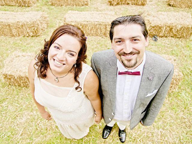 La boda de Nadia y Daniel