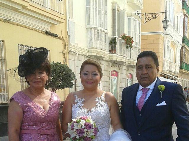 La boda de David  y Cristina en Chiclana De La Frontera, Cádiz 3