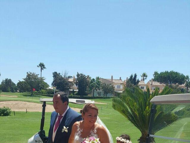 La boda de David  y Cristina en Chiclana De La Frontera, Cádiz 4