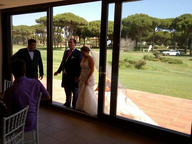 La boda de David  y Cristina en Chiclana De La Frontera, Cádiz 1