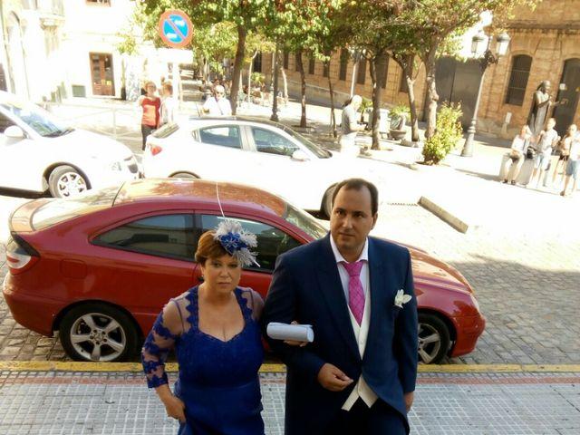 La boda de David  y Cristina en Chiclana De La Frontera, Cádiz 7