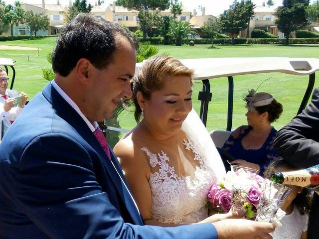 La boda de David  y Cristina en Chiclana De La Frontera, Cádiz 9