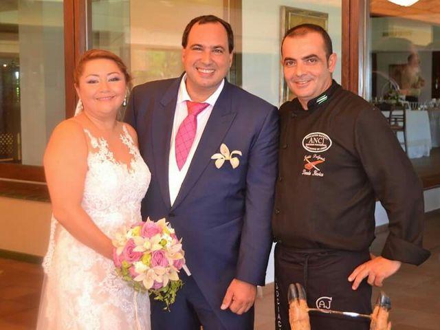La boda de David  y Cristina en Chiclana De La Frontera, Cádiz 2