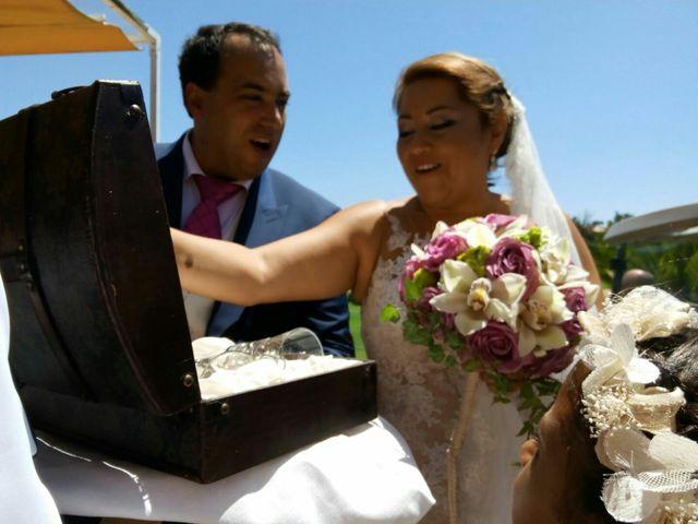 La boda de David  y Cristina en Chiclana De La Frontera, Cádiz 11