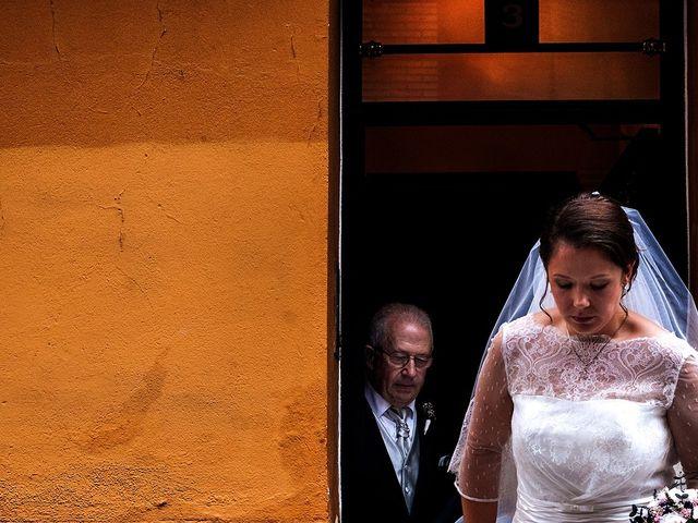 La boda de Gonzalo y Marta en Castelló/castellón De La Plana, Castellón 17