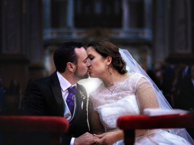 La boda de Gonzalo y Marta en Castelló/castellón De La Plana, Castellón 26