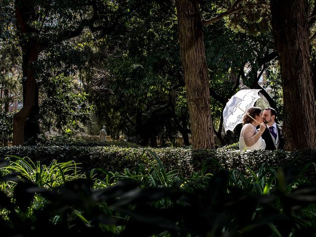 La boda de Gonzalo y Marta en Castelló/castellón De La Plana, Castellón 35