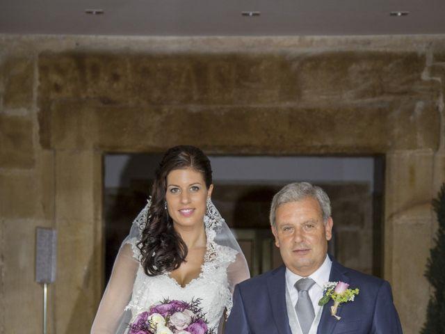 La boda de Raúl y Ainara en Solares, Cantabria 17