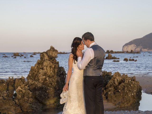 La boda de Raúl y Ainara en Solares, Cantabria 27