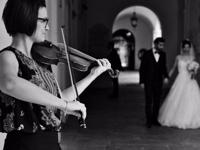 La boda de Alfredo y María en Villena, Alicante 11