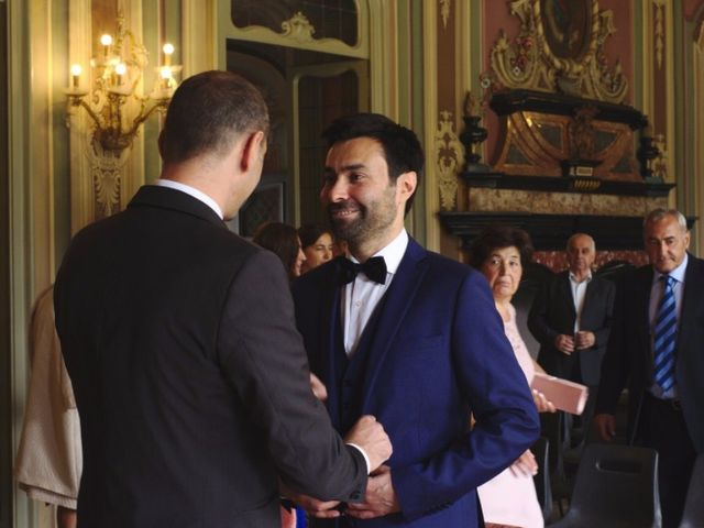 La boda de Alfredo y María en Villena, Alicante 12